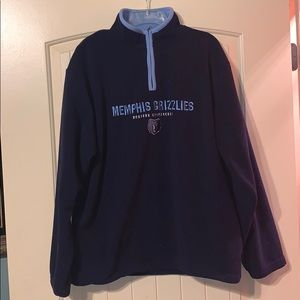 Fleece Memphis Grizzlies pullover
